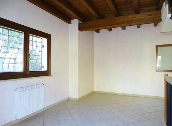 Casa indipendente in vendita a Roma, Borghesiana/valle Fiorita/due Leoni, Con giardino, 125 mq - Foto 18