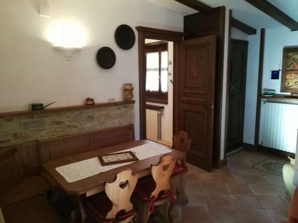 Appartamento in vendita a Roburent, San Giacomo, Arredato, 60 mq - Foto 4
