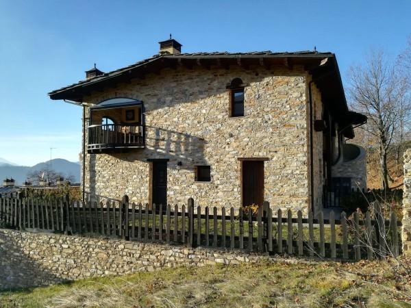 Appartamento in vendita a Roburent, San Giacomo, Arredato, 60 mq