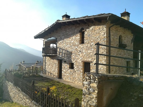Appartamento in vendita a Roburent, San Giacomo, Arredato, 60 mq - Foto 7