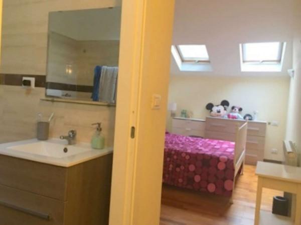 Appartamento in vendita a Nichelino, Centro, Arredato, con giardino, 55 mq - Foto 5