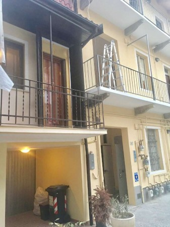 Appartamento in vendita a Nichelino, Centro, Arredato, con giardino, 55 mq - Foto 4