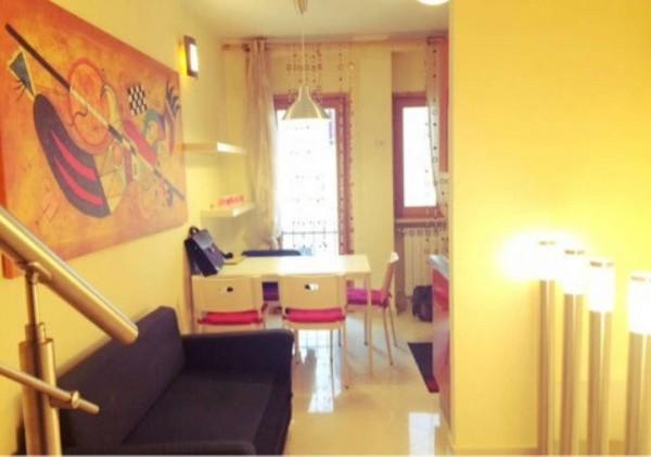 Appartamento in vendita a Nichelino, Centro, Arredato, con giardino, 55 mq - Foto 7