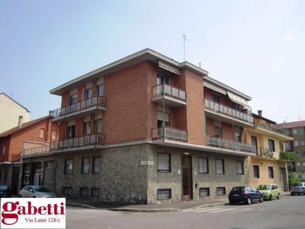 Appartamento in vendita a Torino, Lucento, 85 mq