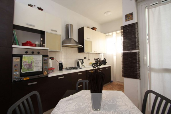 Appartamento in vendita a Torino, Rebaudengo, 80 mq - Foto 19