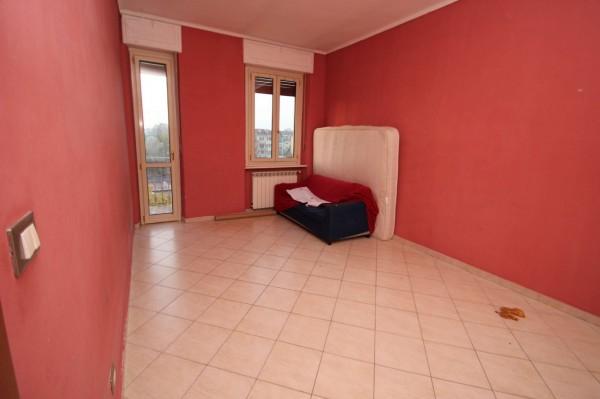 Appartamento in vendita a Torino, Rebaudengo, 50 mq