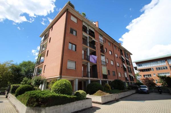 Appartamento in vendita a Torino, Rebaudengo, Con giardino, 85 mq - Foto 18