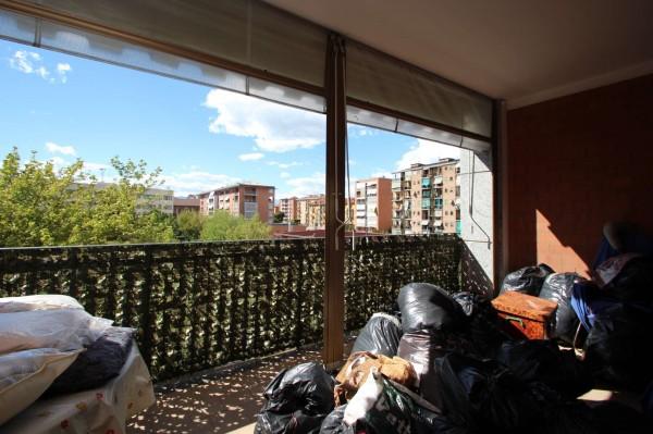 Appartamento in vendita a Torino, Rebaudengo, Con giardino, 85 mq - Foto 2