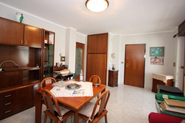 Appartamento in vendita a Torino, Rebaudengo, Con giardino, 85 mq - Foto 12