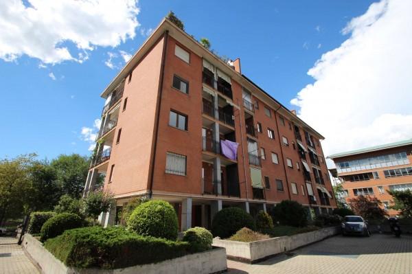 Appartamento in vendita a Torino, Rebaudengo, Con giardino, 85 mq - Foto 17