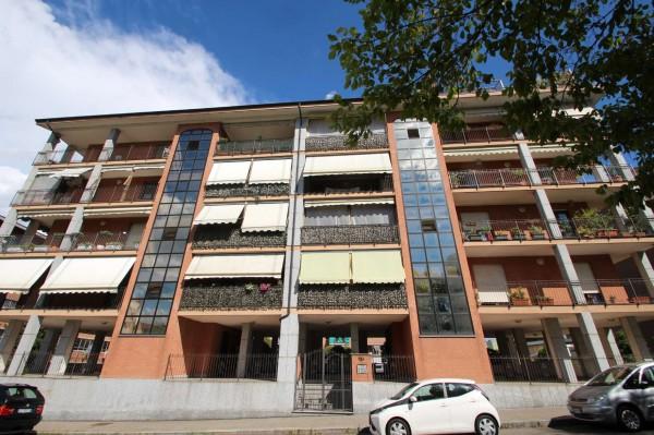 Appartamento in vendita a Torino, Rebaudengo, Con giardino, 85 mq - Foto 19