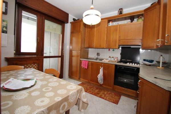 Appartamento in vendita a Torino, Rebaudengo, Con giardino, 85 mq - Foto 7