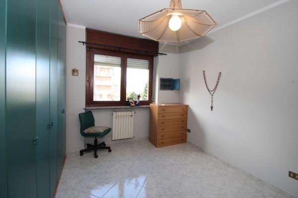 Appartamento in vendita a Torino, Rebaudengo, Con giardino, 85 mq - Foto 9
