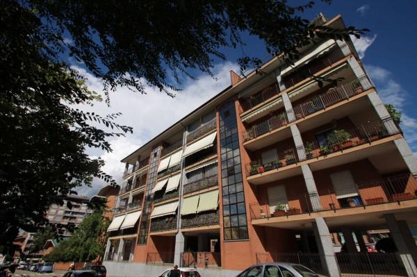 Appartamento in vendita a Torino, Rebaudengo, Con giardino, 85 mq