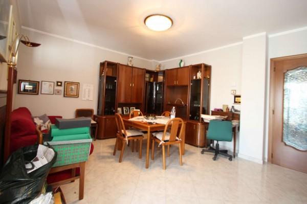 Appartamento in vendita a Torino, Rebaudengo, Con giardino, 85 mq - Foto 14