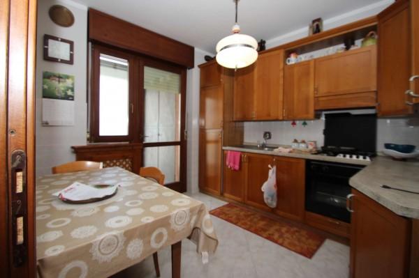Appartamento in vendita a Torino, Rebaudengo, Con giardino, 85 mq - Foto 8