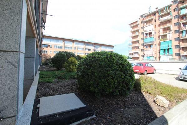 Appartamento in vendita a Torino, Rebaudengo, Con giardino, 85 mq - Foto 16