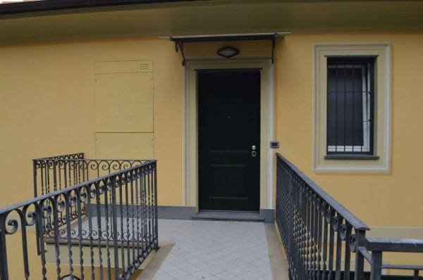 Appartamento in vendita a Recco, Centrale, Con giardino, 80 mq - Foto 24