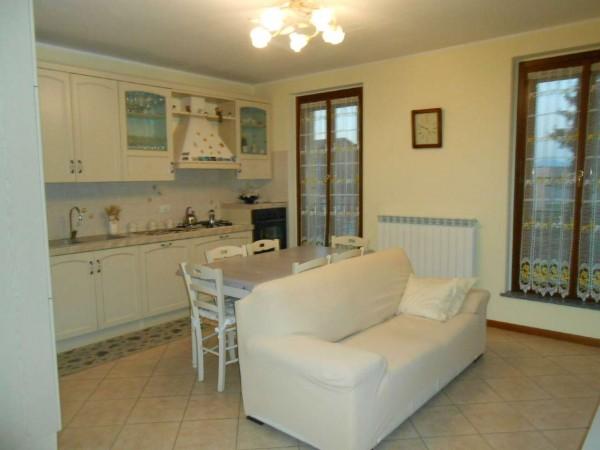 Appartamento in vendita a Spino d'Adda, Residenziale, Con giardino, 93 mq - Foto 4