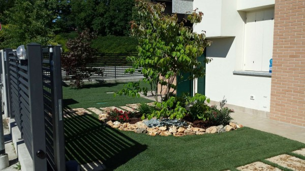 Villetta a schiera in vendita a Borghetto Lodigiano, Residenziale, Con giardino, 169 mq - Foto 23