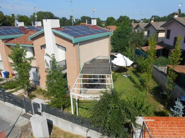 Villa in vendita a Sant'Angelo Lodigiano, Residenziale A Pochi Minuti Da Sant'angelo, Con giardino, 169 mq - Foto 35