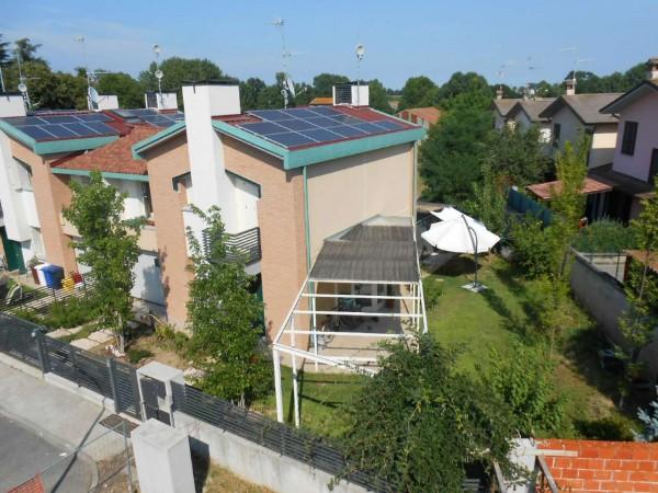 Villa in vendita a Sant'Angelo Lodigiano, Residenziale A Pochi Minuti Da Sant'angelo, Con giardino, 169 mq - Foto 5