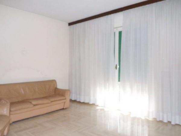 Appartamento in vendita a Forlì, Medaglie D'oro, Con giardino, 101 mq