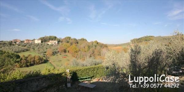 Villa in vendita a Siena, Con giardino, 180 mq - Foto 3