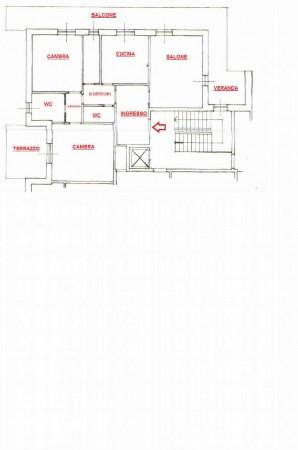 Appartamento in affitto a Monterotondo, Con giardino, 130 mq - Foto 2