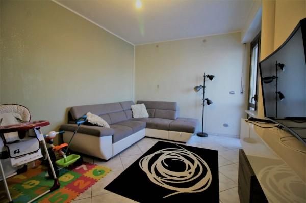 Appartamento in vendita a Alpignano, Campagnola, Con giardino, 95 mq