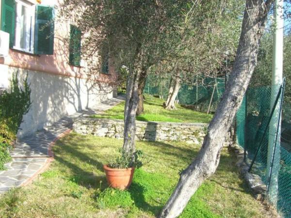 Appartamento in vendita a Zoagli, Con giardino, 80 mq - Foto 5