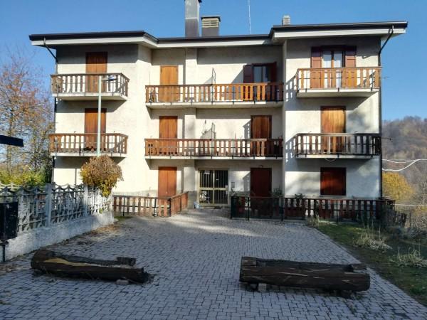 Appartamento in vendita a Montaldo di Mondovì, San Giacomo, Arredato, 55 mq