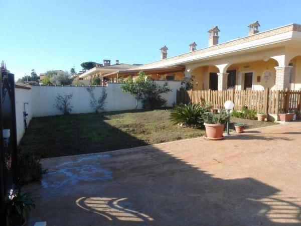 Villa in vendita a Anzio, Pocacqua, Con giardino, 90 mq - Foto 12