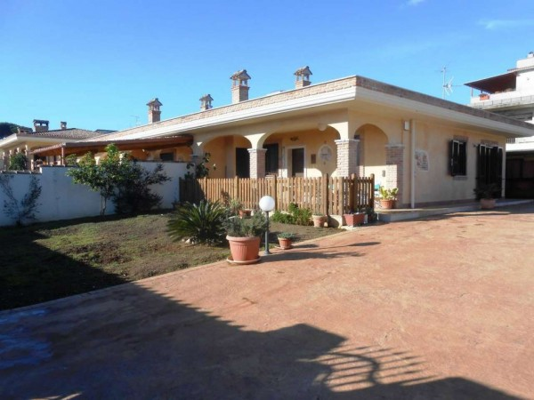Villa in vendita a Anzio, Pocacqua, Con giardino, 90 mq - Foto 1