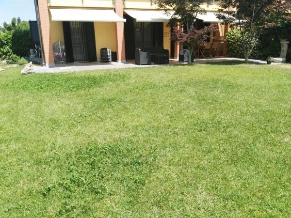 Appartamento in affitto a Cusago, Semi Centro, Con giardino, 130 mq - Foto 2