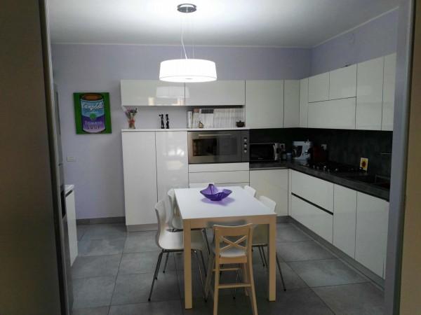Appartamento in affitto a Cusago, Semi Centro, Con giardino, 130 mq - Foto 13