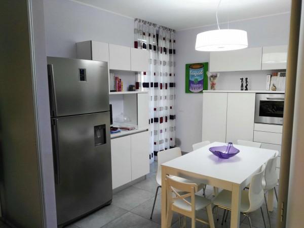 Appartamento in affitto a Cusago, Semi Centro, Con giardino, 130 mq - Foto 14