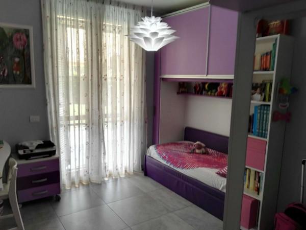 Appartamento in affitto a Cusago, Semi Centro, Con giardino, 130 mq - Foto 9