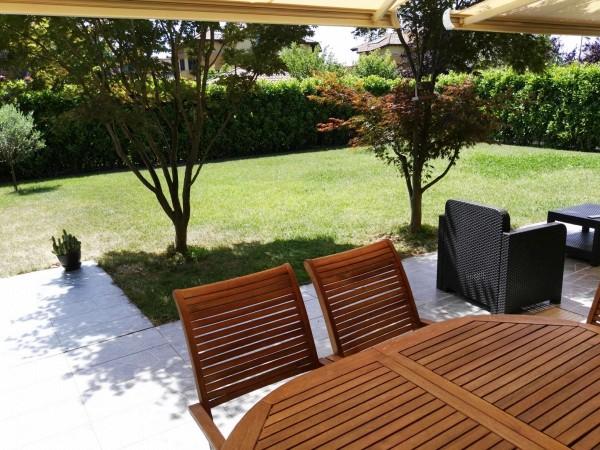 Appartamento in affitto a Cusago, Semi Centro, Con giardino, 130 mq - Foto 4
