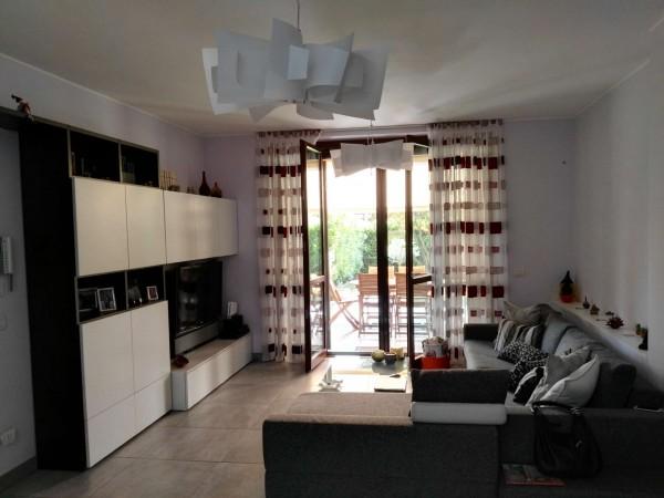 Appartamento in affitto a Cusago, Semi Centro, Con giardino, 130 mq - Foto 15