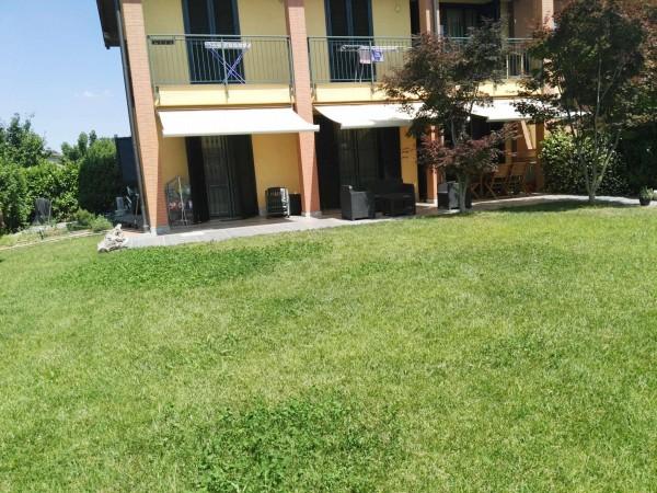 Appartamento in affitto a Cusago, Semi Centro, Con giardino, 130 mq - Foto 3
