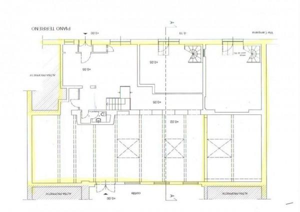 Appartamento in vendita a Torino, Via Campana, 420 mq - Foto 11