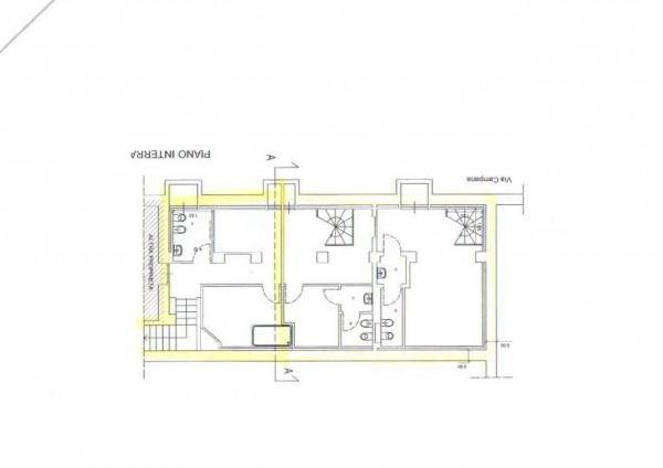 Appartamento in vendita a Torino, Via Campana, 420 mq - Foto 10