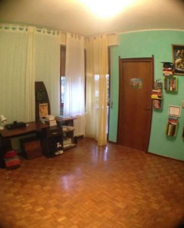 Appartamento in affitto a Gallarate, Ospedale - Malpensa Uno, Arredato, con giardino, 90 mq - Foto 9
