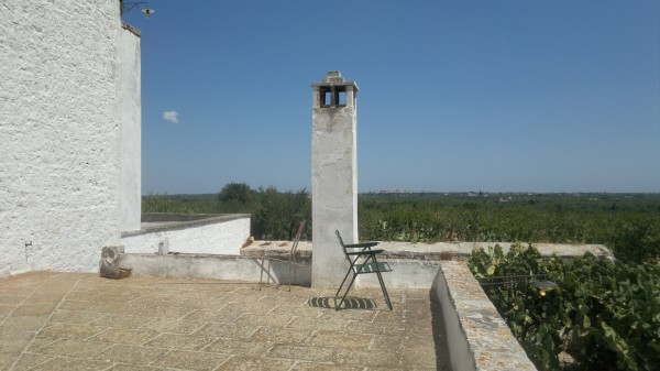 Rustico/Casale in vendita a Conversano, Contrada Foggiali, Con giardino, 400 mq - Foto 6
