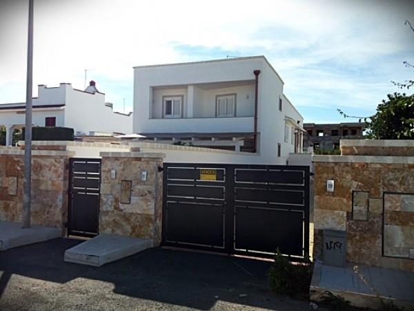 Villetta a schiera in vendita a Carovigno, Torre Santa Sabina, Con giardino, 120 mq - Foto 5