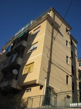 Appartamento in vendita a Genova, Pontedecimo, 55 mq