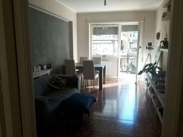 Appartamento in affitto a Roma, Monti Tiburtini, Con giardino, 70 mq