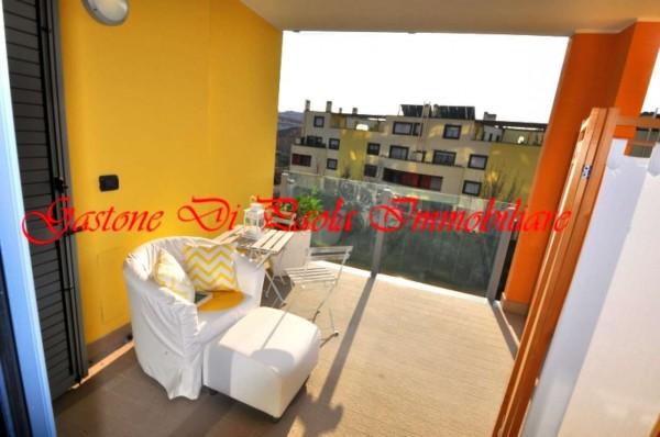 Appartamento in vendita a Milano, Precotto, Con giardino, 92 mq - Foto 18