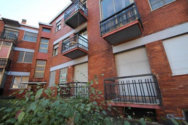 Appartamento in vendita a Torino, Falchera, Con giardino, 95 mq - Foto 19